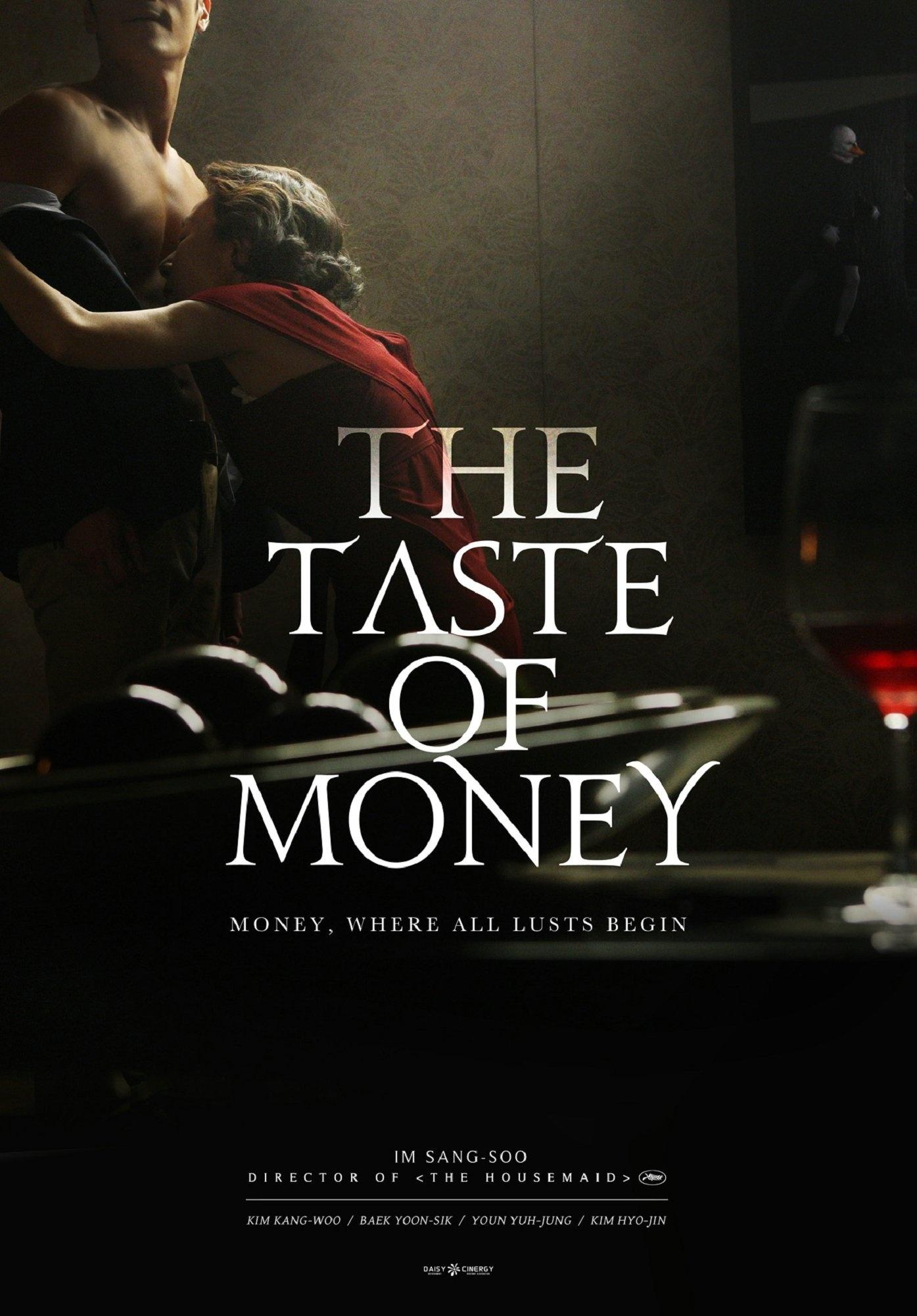 The Taste of Money - Movie Poster #2 (Original)