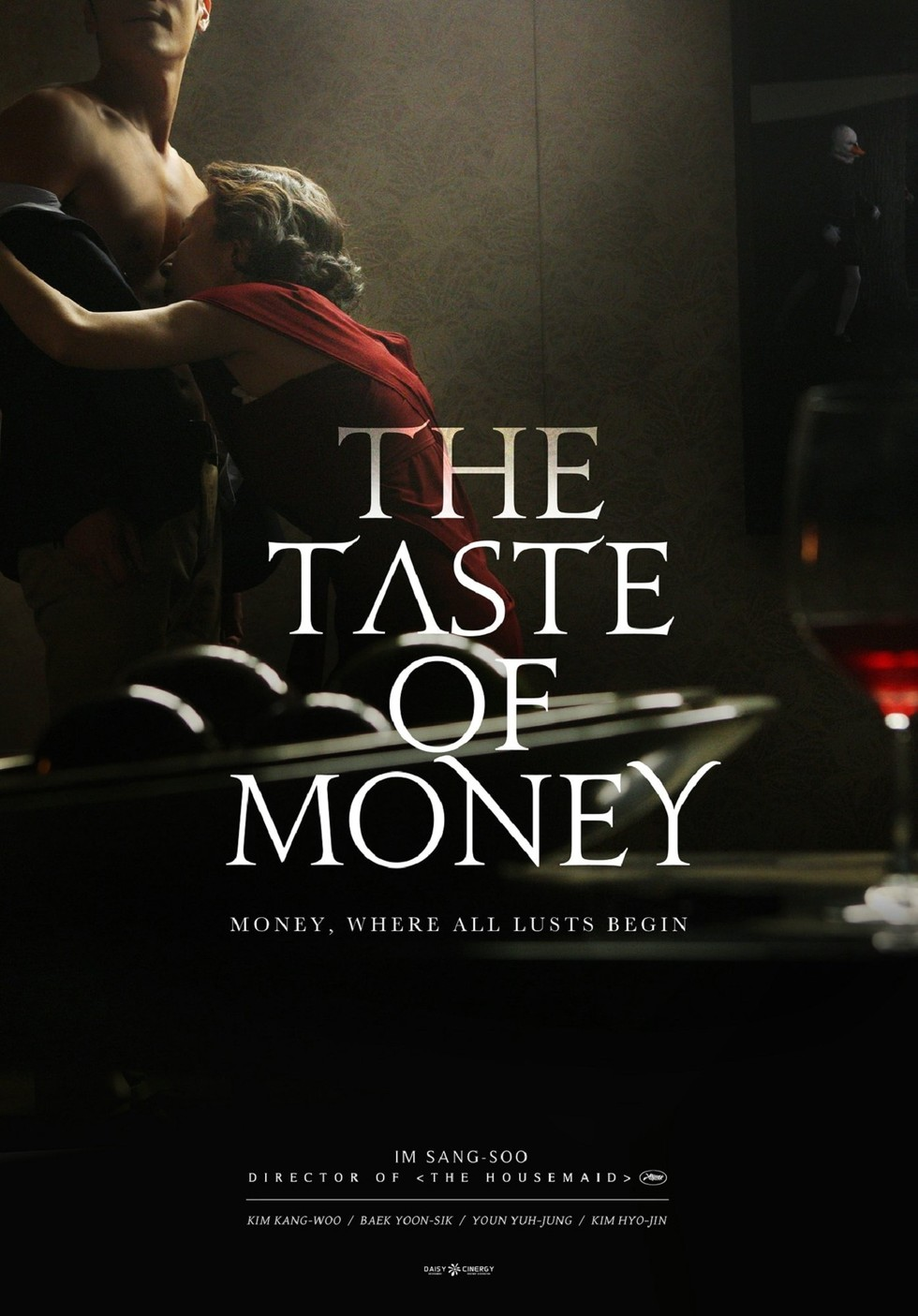 The Taste of Money - Movie Poster #2 (Large)