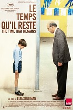 The Time that Remains Small Poster