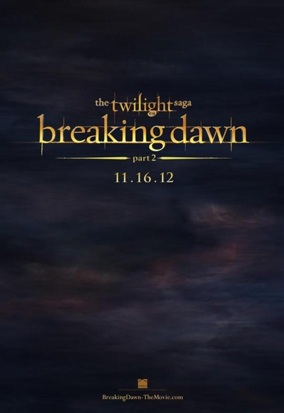 The Twilight Saga: Breaking Dawn - Part 2 - Movie Poster #2 (Original)