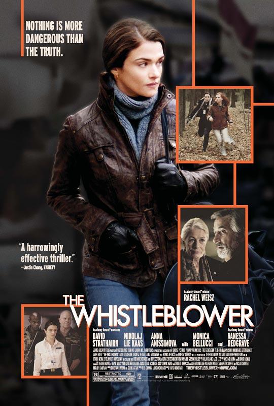 The Whistleblower - Movie Poster #1 (Original)