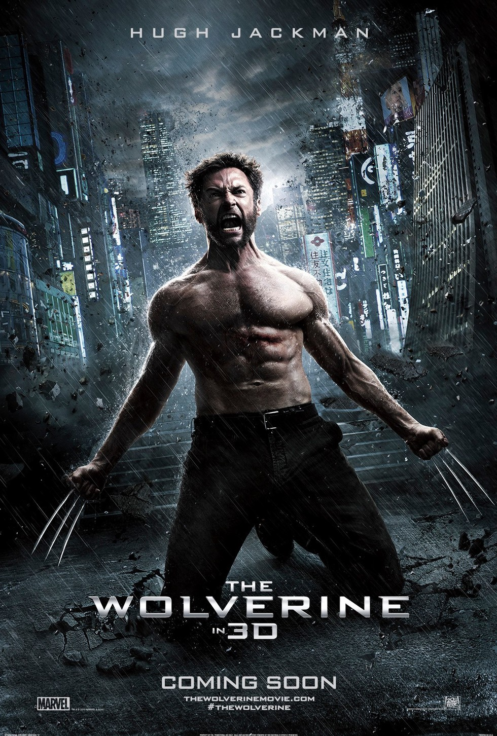 The Wolverine - Movie Poster #1 (Large)