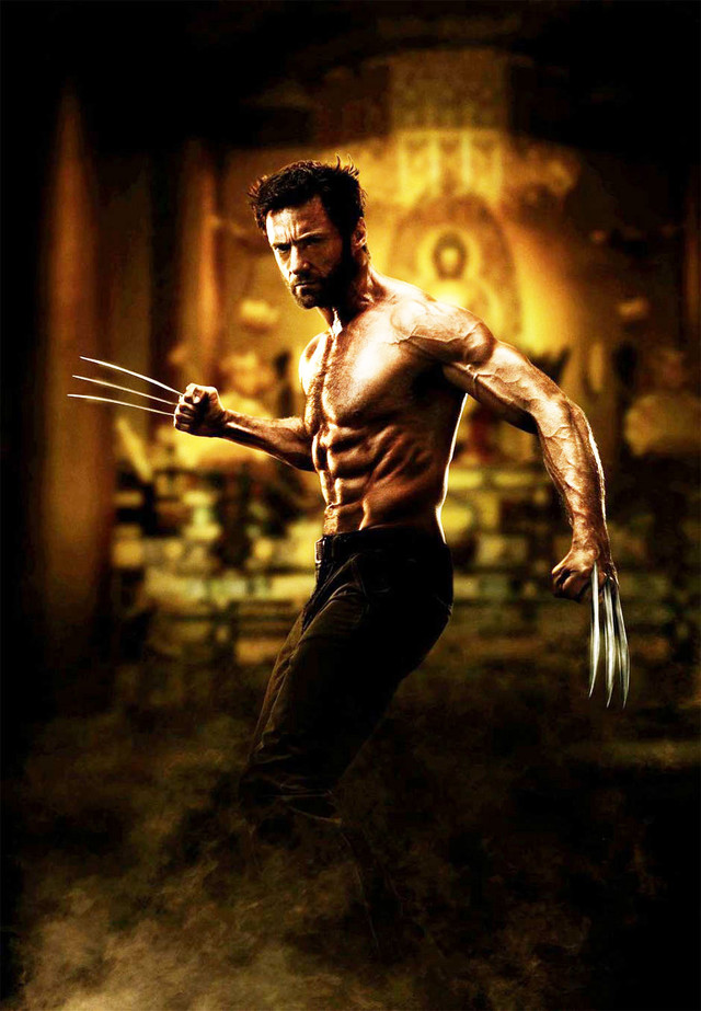 The Wolverine - Movie Poster #3