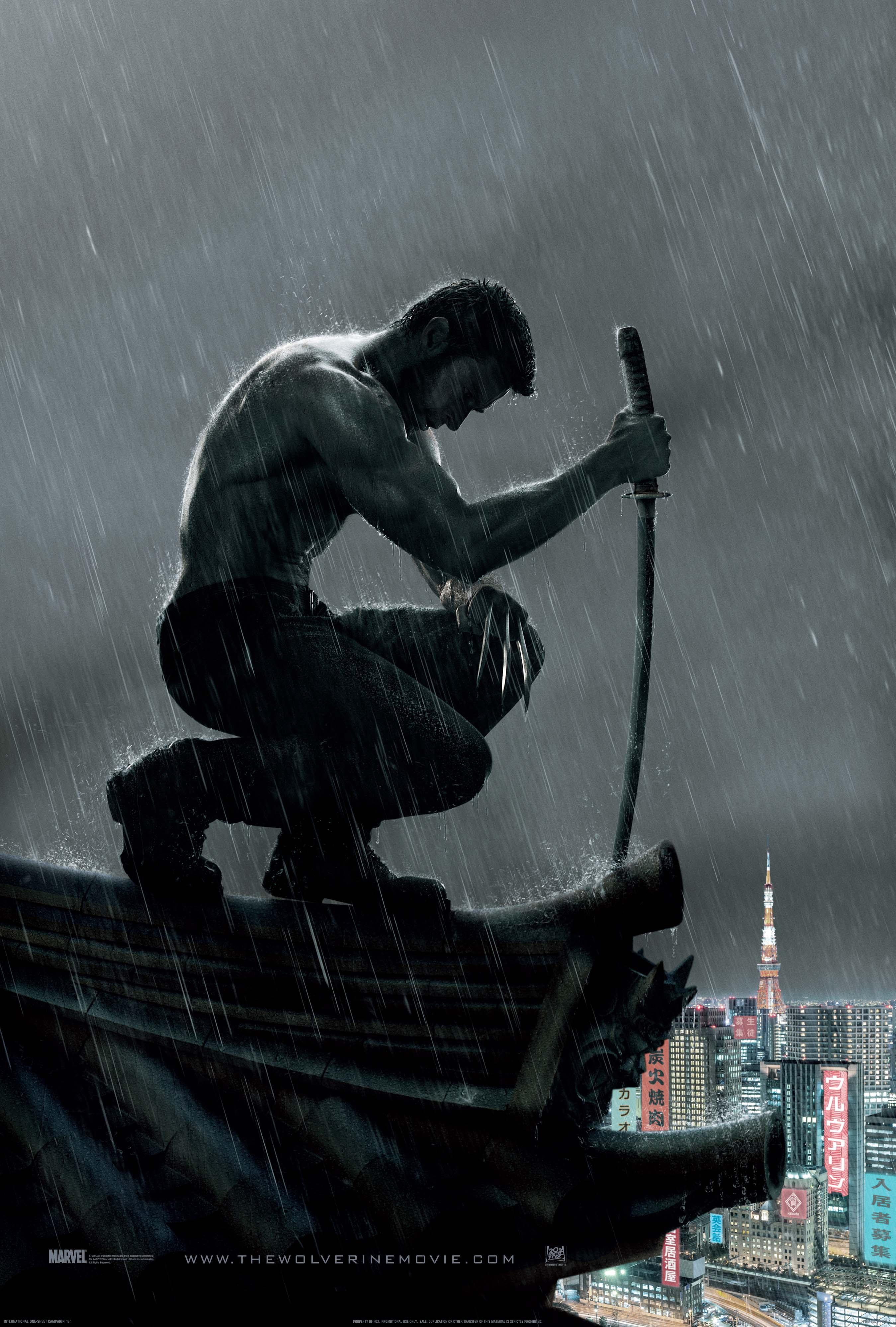 The Wolverine - Movie Poster #4 (Original)