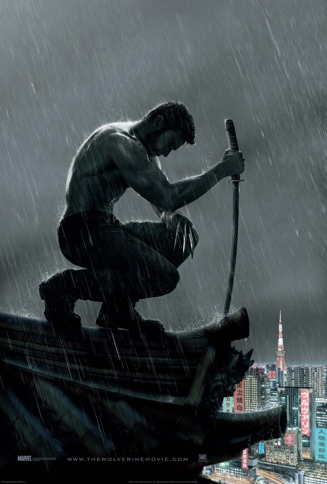 The Wolverine - Movie Poster #4