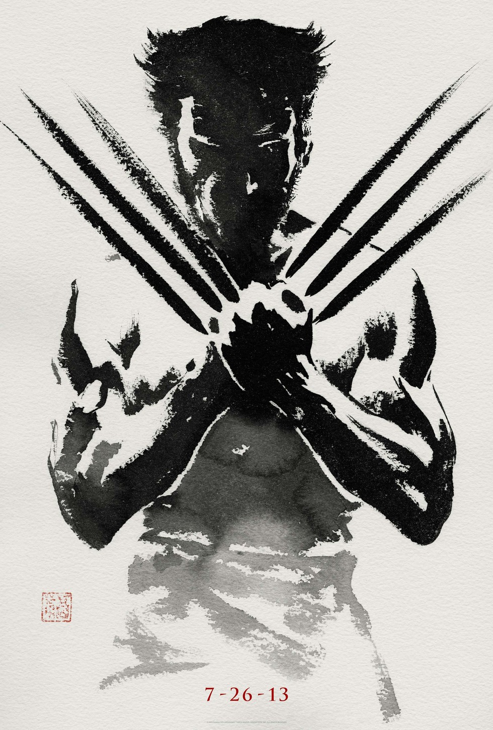 The Wolverine - Movie Poster #5 (Large)