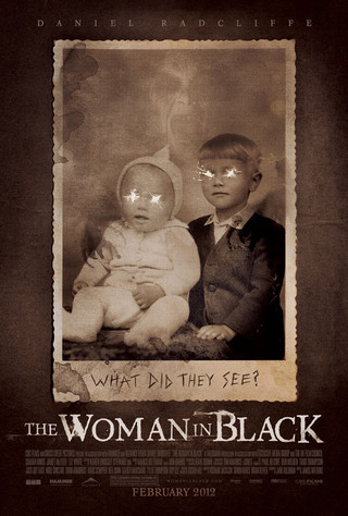 The Woman in Black - Movie Poster #1 (Small)