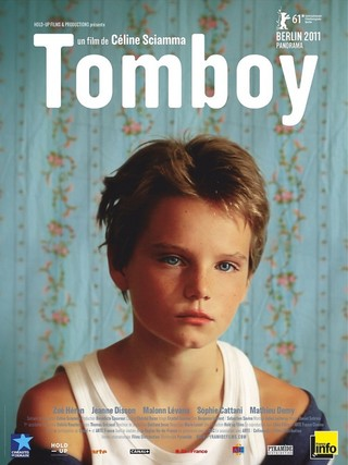 Tomboy - Movie Poster #1