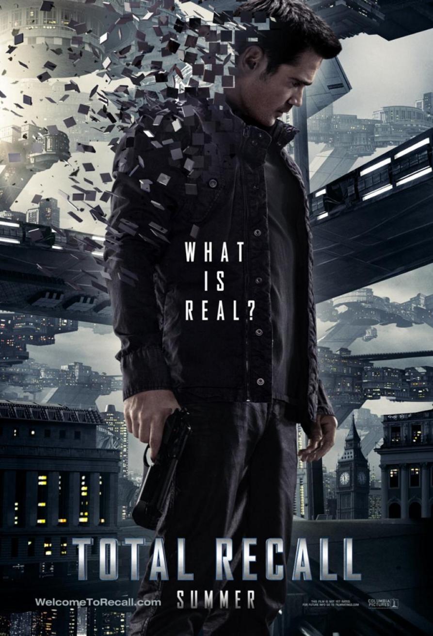 Total Recall - Movie Poster #1 (Original)