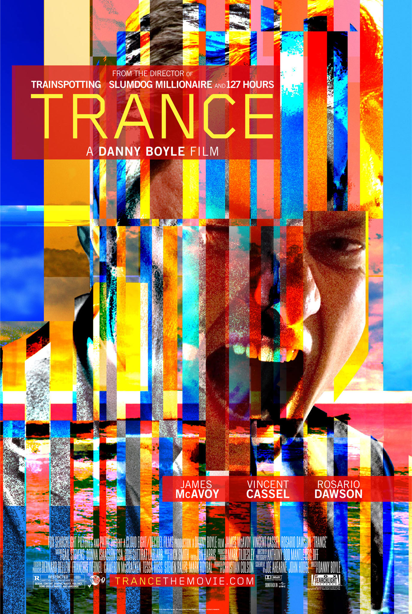 Trance - Movie Poster #1 (Original)