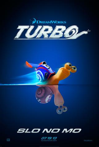 Turbo - Movie Poster #1 (Small)