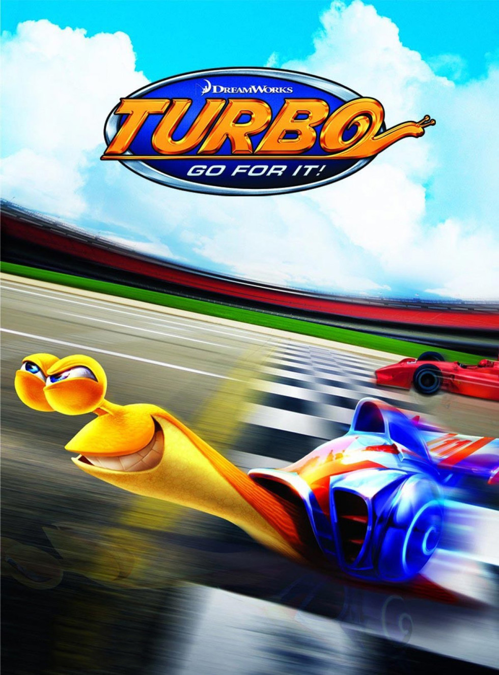 Turbo - Movie Poster #2 (Large)