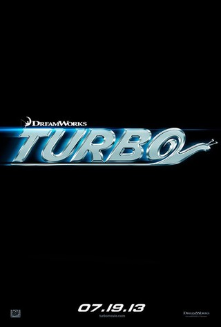 Turbo - Movie Poster #3 (Small)