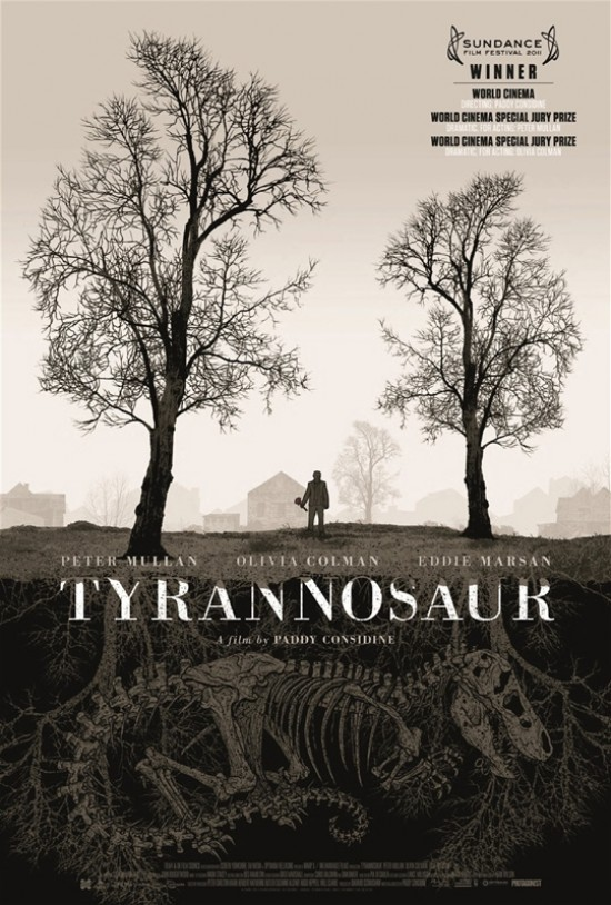 Tyrannosaur - Movie Poster #1 (Original)