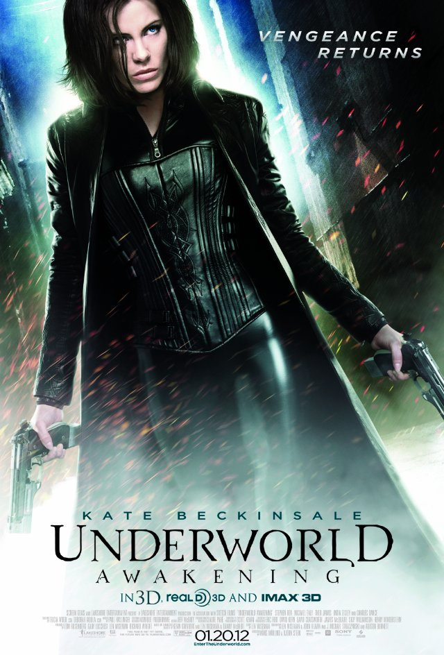 Underworld: Awakening - Movie Poster #1 (Medium)