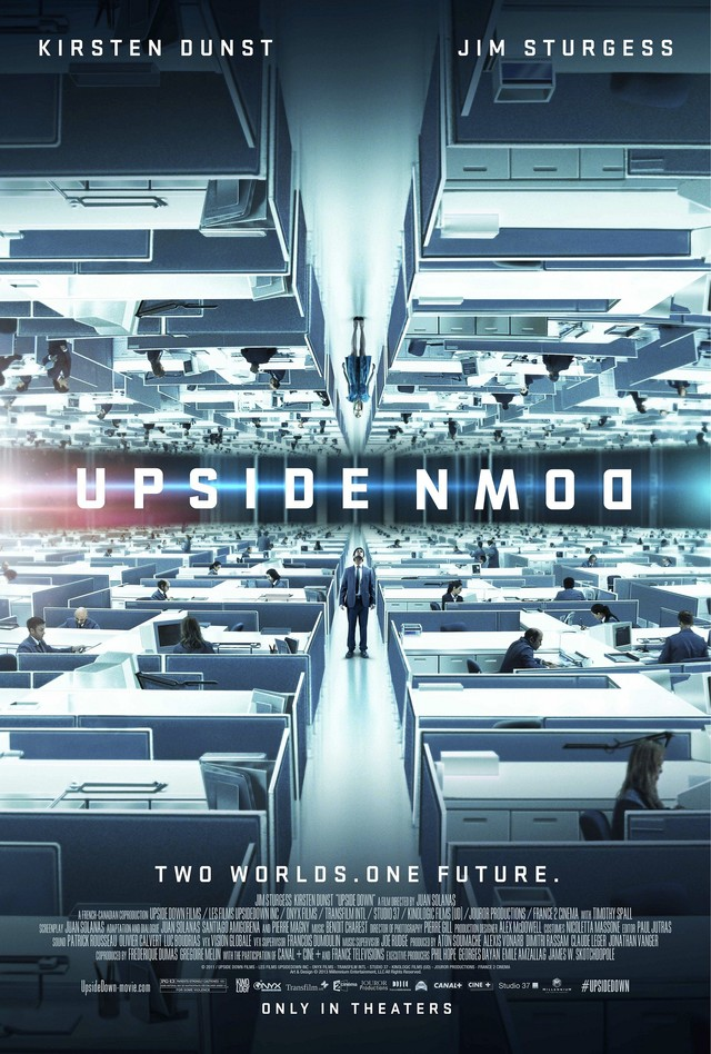 Upside Down - Movie Poster #1