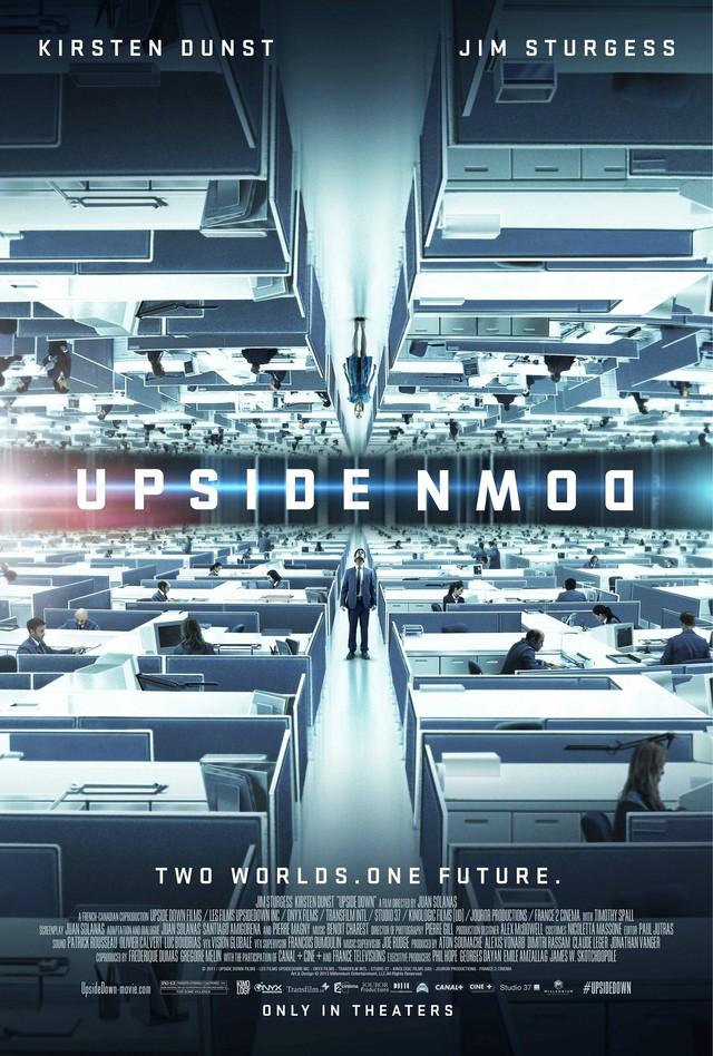 Upside Down - Movie Poster #1 (Medium)