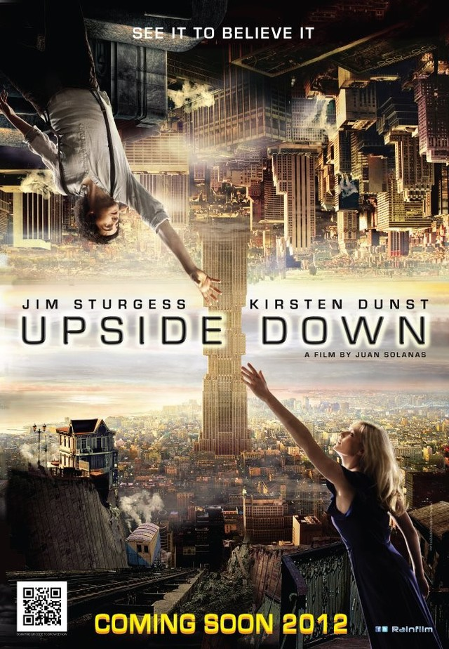 Upside Down - Movie Poster #3