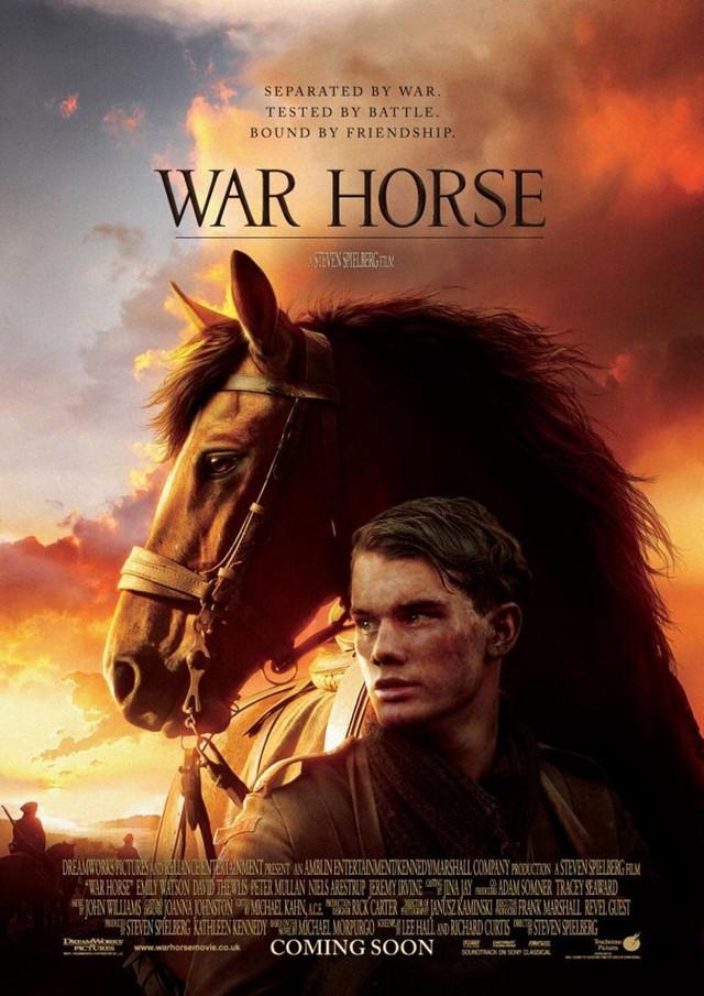 War Horse - Movie Poster #1 (Medium)