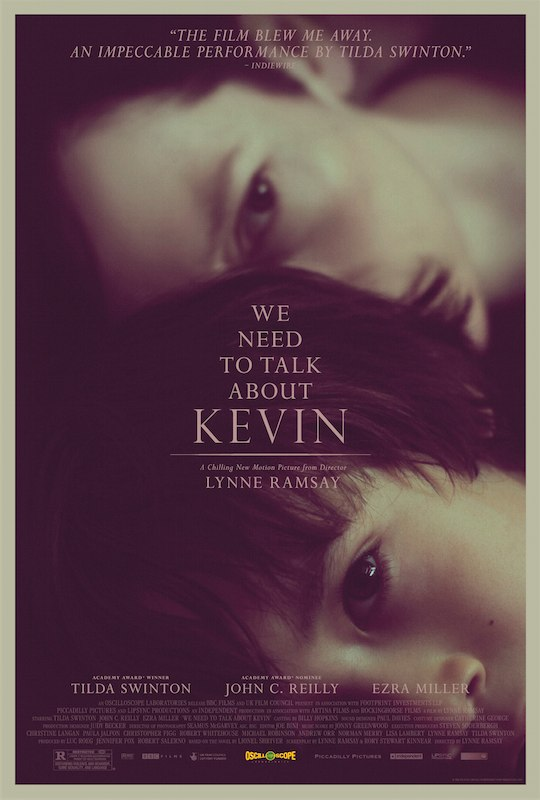 We Need to Talk About Kevin - Movie Poster #1 (Original)