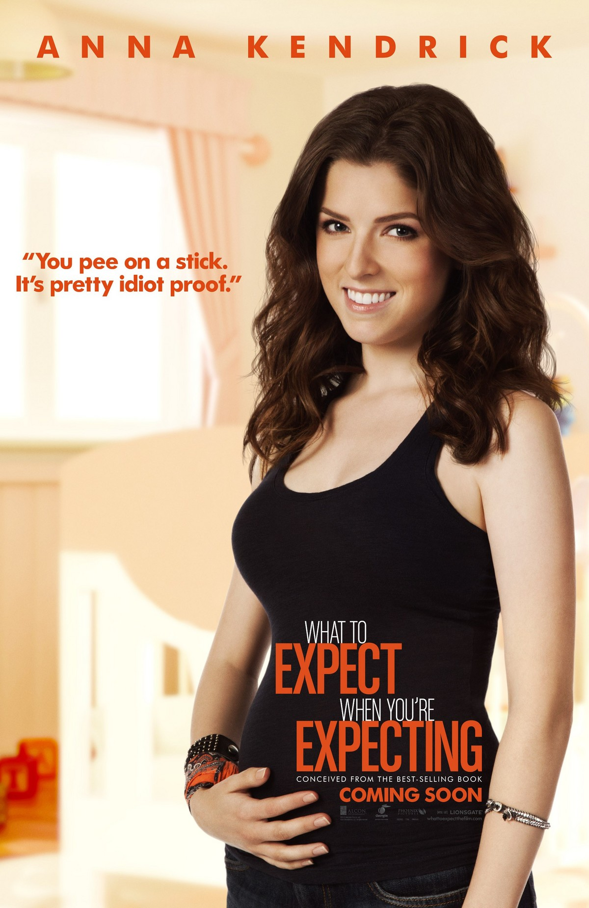 What to Expect When You're Expecting - Movie Poster #3 (Original)