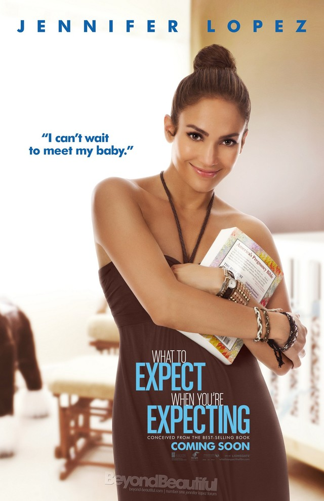 What to Expect When You're Expecting - Movie Poster #4
