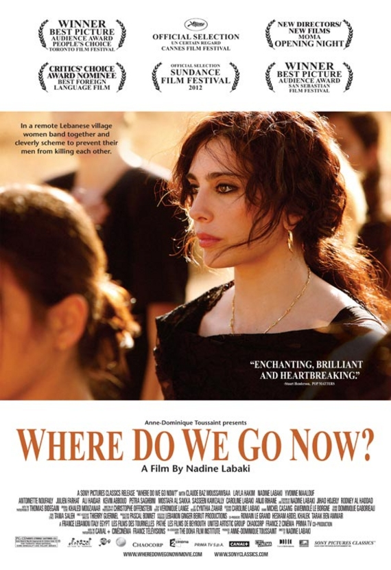 Where Do We Go Now? - Movie Poster #1 (Original)