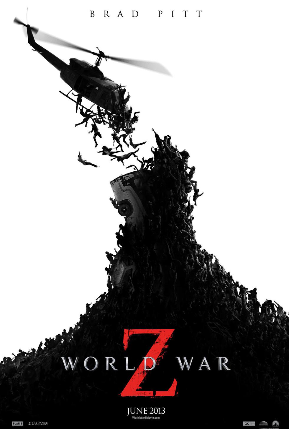 World War Z - Movie Poster #1 (Large)