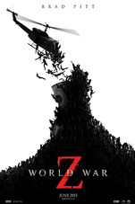 World War Z Small Poster