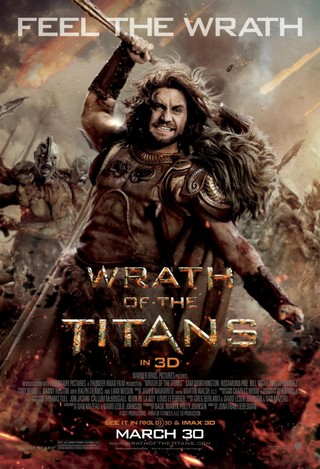 Wrath of the Titans - Movie Poster #3 (Small)