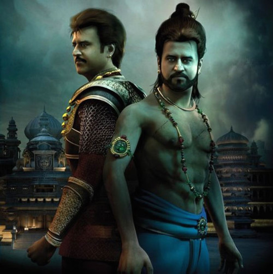 double treat for rajinikanth fans in kochadaiyaan