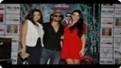Kunal And Amrita Promote 'Blood Money'