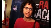 Kiran Rao At The Screening Of 'Rat Race'