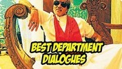 Amitabh Bachchan and Sanjay Dutt Amazing Dialogues at Department Event!