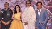 Starstudded Trailer Launch Of 'Satyagraha'