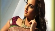 Sonakshi on her love for saris