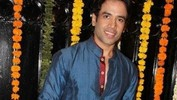 Inside Tusshar Kapoor's Diwali Decorated House