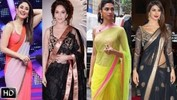 Bollywood Ladies Sizzle In Saree - Hot Exclusive