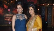 Vidya & Dia On 'Entertainment Ke Liye Kuch Bhi Karega'