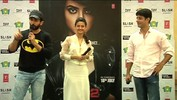 Jay Bhanushali & Surveen Chawla Promoting 'Hate Story 2'