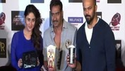 Singham Returns: Ajay, Kareena launch merchandise