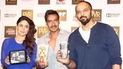Ajay Devgan Launches 'Singham Returns' Merchandise