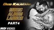 Desi Kalakaar Music Album Launch - Part - 4 - Yo Yo Honey Singh - Yo Yo Honey Singh New Songs 2014