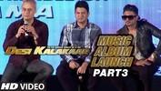 Desi Kalakaar Music Album Launch - Part - 3 - Yo Yo Honey Singh - Honey Singh New Songs 2014