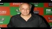 Mahesh Bhatt Defends Blood Money Aping Blood Diamond