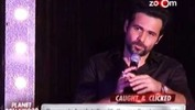 Emraan shares his experience on kissing a daayan (witch)