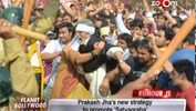 Prakash Jha's new strategy to promote 'Satyagraha'