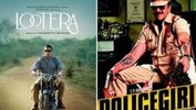 Policegiri and Lootera - Box Office Collections