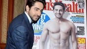 Ayushmann Khurana Flaunts His Body On Men's Health Magazine Cover (2013)