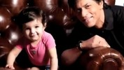 Shahrukh Khan's Happiness Lies In Abram!!!